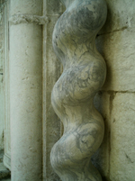 Convento do Carmo detail