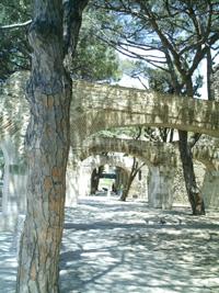 Castelo de São Jorge - grounds