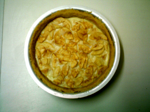 Portuguese Apple Tart 4