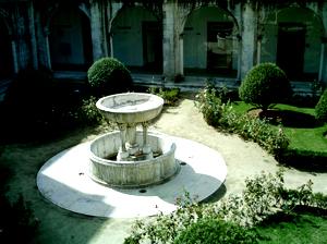 Lisbon Tile Museum Gardens